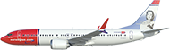 Boeing 737 MAX 8 - Virtual Norwegian