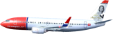 Boeing 737-300 - Virtual Norwegian