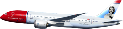 Boeing 787-8 - Virtual Norwegian