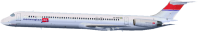 McDonnell Douglas MD-83 - Virtual Norwegian